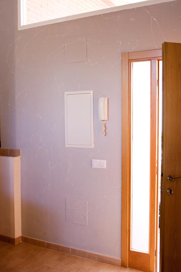 C mo pintar tus paredes de forma original - Formas de pintar paredes ...