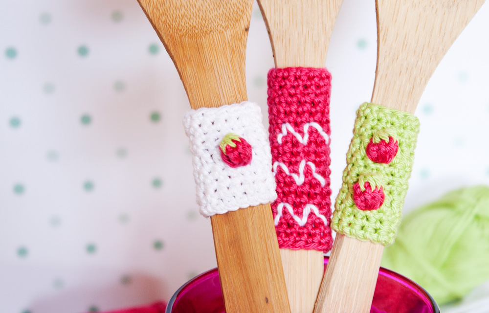 Strawberry crochet 1   i am a mess blog