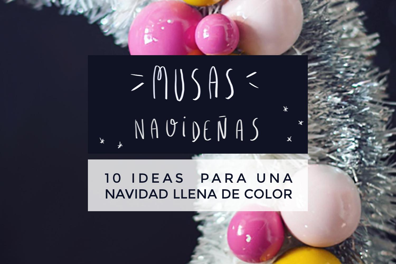 inspiración navidad de colores, Visto en